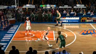 NBA Jam On Fire Edition - Panathinaikos vs Knicks