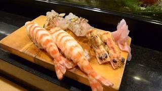 寿司職人による車海老の仕込みから握りまで〜How To Make Prawn prawn Sushi〜