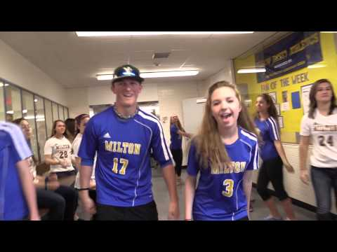 Milton High School Lipdub 2015
