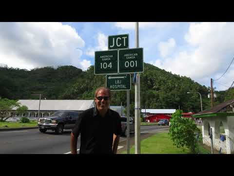 93KHJ-American Samoa with Phlash Phelps guesting