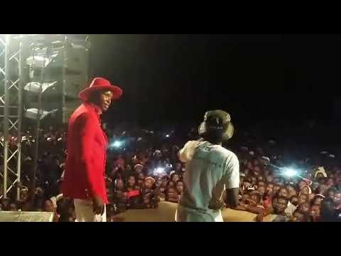 Freeman HKD Boss & Prosper Fi Real Live Perfomance In Kadoma