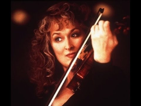 Meryl Streep | Music of the heart - Titanium (violin cover)