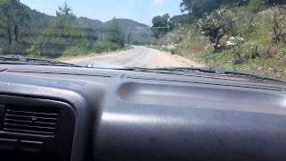 Ixmiquilpan a Jacala hgo