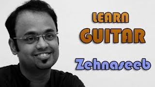 Zehnaseeb Guitar Lesson - Hasee Toh Phasee - Shekhar Ravjiani, Chinmayi Sripada