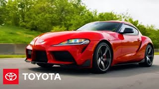 homepage tile video photo for 2022 GR Supra Overview | Toyota