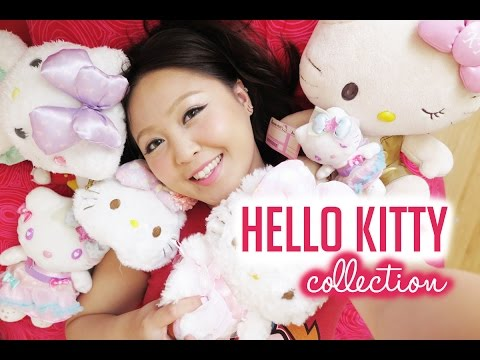 My Hello Kitty Collection & Room Tour !