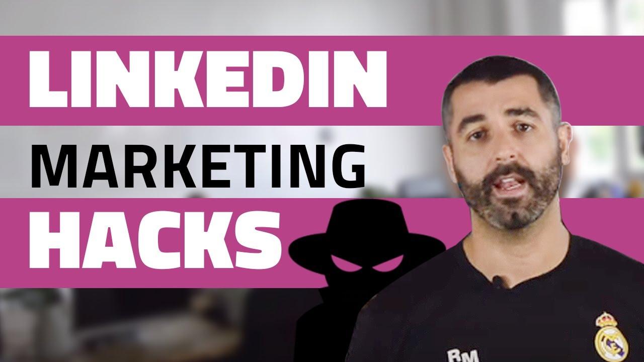 The Viral LinkedIn Marketing Strategy