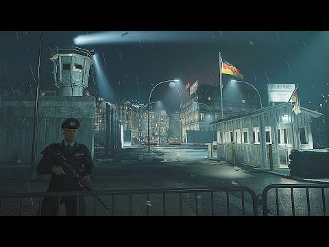 East Berlin Mission - Call of Duty Black Ops Cold War