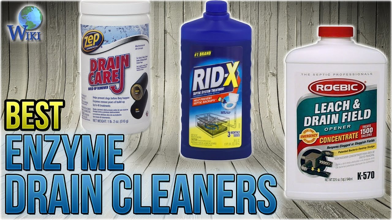 10 Best Enzyme Drain Cleaners 2018