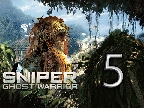 Sniper ghost warrior let s play walkthrough part 5 an alliance to