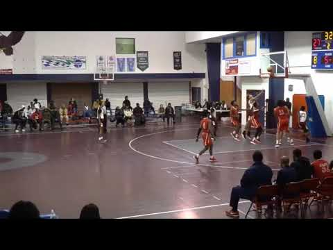 Talib Ferrette 6'4 180lbs Combo Guard Arundel Christian School 2021 Sophomore Year Highlights