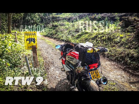 TeapotOne Around The World Motorcycle Ride - Episode 9 Sth Korea & Japan