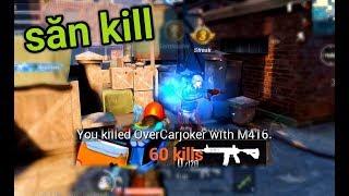PUBG Mobile - Chế Độ Tự Sướng Với Số Kill Không Tưởng :v | 60 Kills In Domination