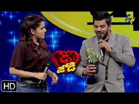Intro | Dhee Jodi | 9th January 2019   | ETV Telugu
