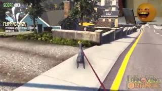 La Naranja Molesta juega Goat Simulator #1 (Fandub Latino by Ralotrex) thumbnail
