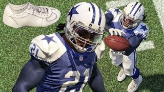 DAMN LONDON 👟 WHAT ARE THOSE? Madden 16 Career Mode Gameplay Ep. 46