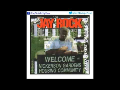 Jay Rock - Supplier Man (Watts Finest Vol. 1)