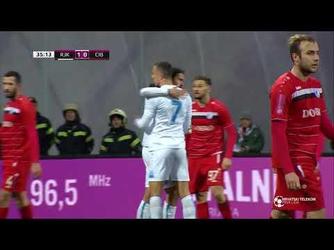 Rijeka - Cibalia 5:1 - 26. kolo (2017./2018.)