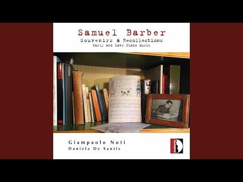 3 Essays (Version for Piano) : No. 3, Con moto mp3