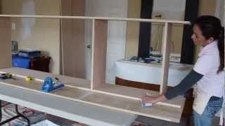 Building Bookshelves With Kreg Tools -part 1