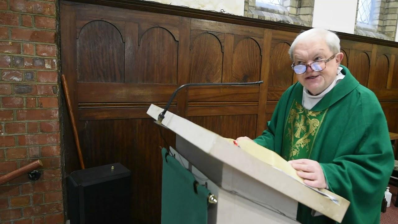 St Gertrude's South Croydon Mass 2nd October 2021