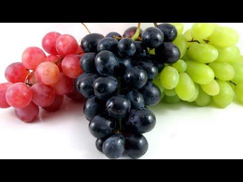 Muscadine Grapes health benefits | Grapes health benefits