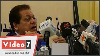 محمد أبو العينين: يجب وضع خطة لتحديد نوعية وكم الاستثمار المطلوب فى مصر