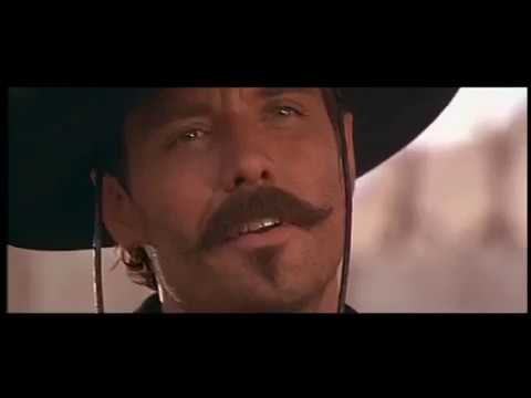 Michael Biehn explains how to play bad guy TOMBSTONE Behind the s