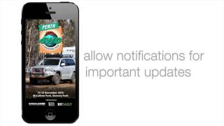 Introducing the new Perth 4WD Show App