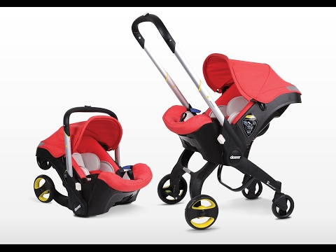 The Doona Infant Car Seat Stroller Youtube