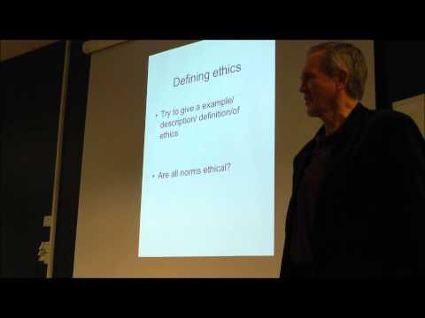 Jens Allwood - Intercultural Communication - University of Gothenburg - Power and Ethics