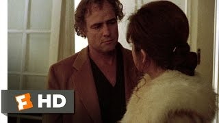 Last Tango in Paris (2/10) Movie CLIP - First Encounter (1972) HD