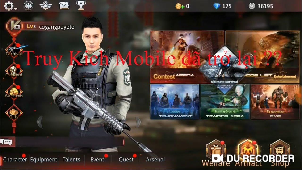 [Truy Kich Mobile] Tải và Review Game Battle Teams(TKM). Truy Kich Mobile đã trở lại ??   PMT Office