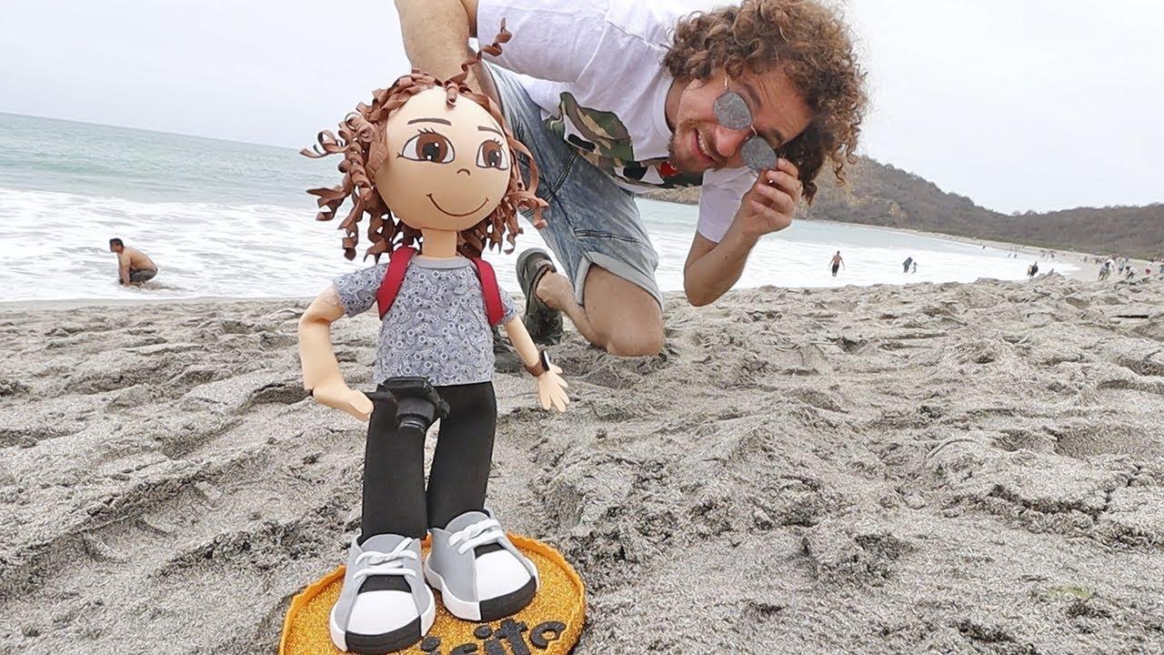 Conociendo las playas de ECUADOR