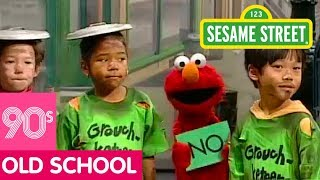 Sesame Street: The 'No' Dance with Oscar and Elmo | #ThrowbackThursday