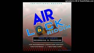 CLERGY MAN -MISTAKE-{AIR LOCK RIDDIM}- PRODUCED BY TOP NATIONAL SOUNDS
