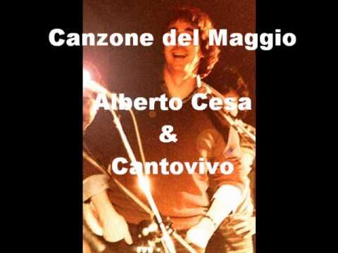 Canzone del Maggio   Alberto Cesa &  Cantovivo