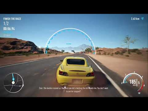 Need for Speed Payback S2000 Honda