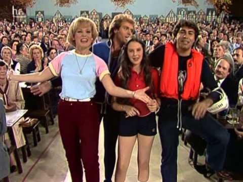 Andrea Jürgens, Ulla Norden, Roy Black, Tony Holiday - Sport 1980