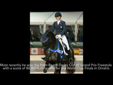 Meet the US Equestrian Team&39;s Goerklintgaards Dublet
