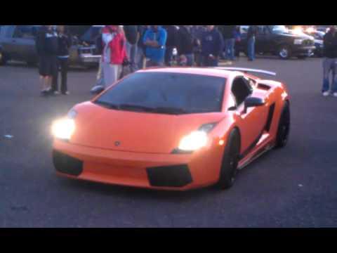 Lamborghini SL twin turbo at RKC MN