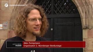 Fernsehbeitrag 2. Nürnberger Borduntage