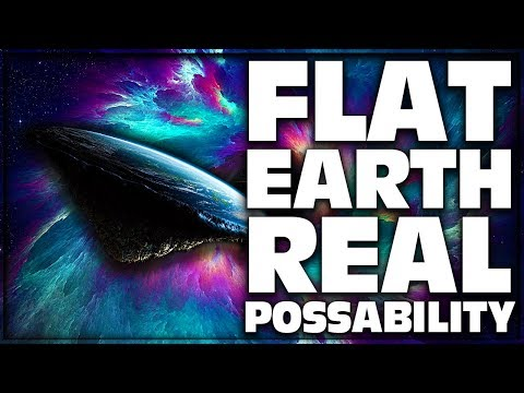 IS THE EARTH FLAT ( WHY DO PEOPLE THINK THE EARTH IS FLAT )
