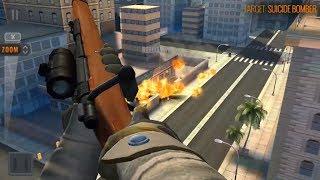 Sniper 3D Assassin: Shoot to Kill | Walkthrough Gameplay Part 3 | Android, ios | Droidnation