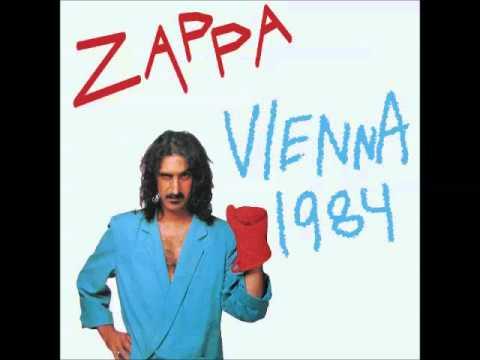 Frank Zappa -- Stadthalle, Vienna Austria, 10/04/84