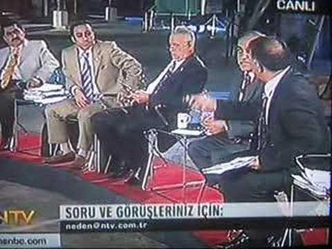 NTV Can Dündar ile Neden Programı Turan ESER'in Konuşması