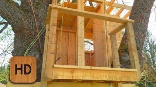 How To Build A Treehouse | 30 Wranglerstar