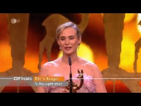 Bambi Verleihung 2017  Best Of  Diane Kruger in tears