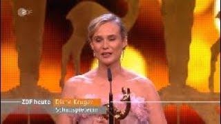 Bambi- Verleihung 2017  Best Of - Diane Kruger in tears
