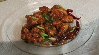 General Tso's  Chinese  Chicken  Recipe  左 宗 棠 雞